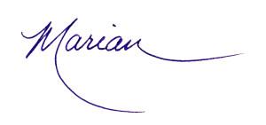 Marian Signature